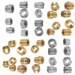 CHROME PLATED BRASS SANITARY FITTINGS