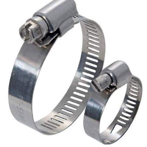 GALVANISED HOSE CLAMPS