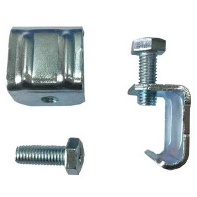 GALVANISED G CLAMPS